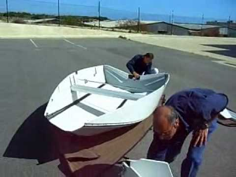 Fastest Flat boat Assembly Ever Recorded