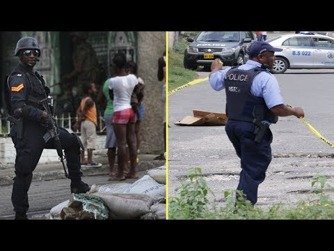 Jamaican Woman St@b Common Law Husband To De@th In Manchester + Baby Found De@d In Rubbish Bin thumbnail