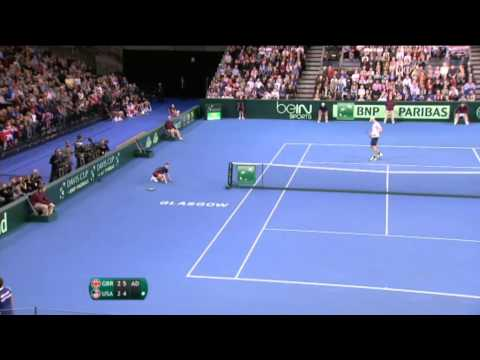 Click here to subscribe - http://goo.gl/Kk1Ft Davis Cup by BNP Paribas is the largest annual international team competition in world sport. This prestigious event, which is one of the cornerstones...