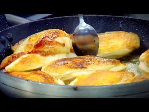 Курица приготовленная двумя способами от Гордона Рамзи