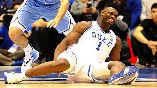 "NBA ""Exploding Shoe"" Moments"