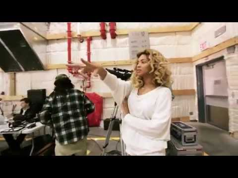 Beyonce - Making of Revel Part 1