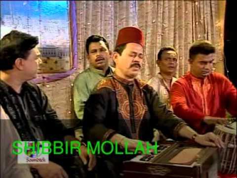 Bangla Qawali Song Amar Deho Mon Bole Nabi Nabi video