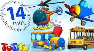 TuTiTu Specials | Transportation | Toys and Songs for Children