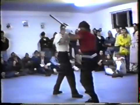 WING TSUN , EMIN BOZTEPE, WING TZUN, WING CHUN, Very Rar Demo fom 1989 in Germany Part 2 Image 1