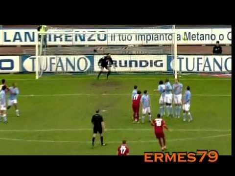 Campionato 2008/09 - Napoli Roma 0-3