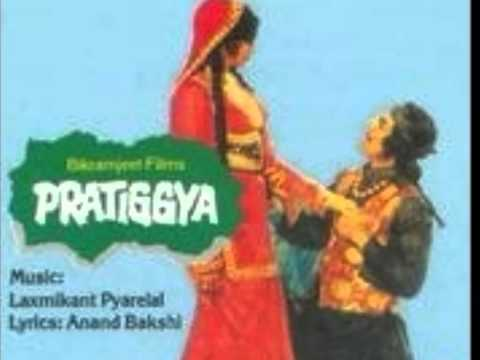 Main Jat Yamla Pagla Full Song (HD) With Lyrics - Pratigya