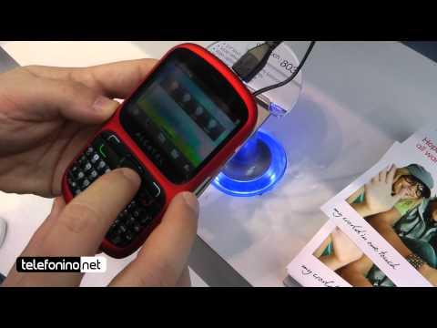 Alcatel OT803 videopreview da Telefonino.net