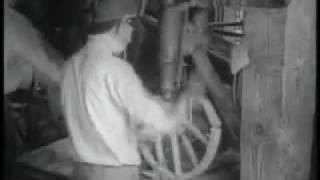 Processo de fabricação do Ford Model T