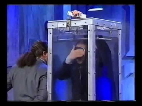 Penn and Teller with John Cleese