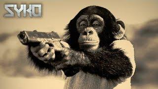 "Boom Bap Hip-Hop Instrumental {Old School Rap} ""Monkey Bizness"" - Syko Beats"