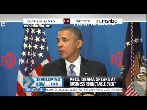 Obama: Debt limit non-negotiable, will not cave to GOP 'extortion' demands