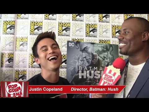 Batman: Hush Director Justin Copeland Says We'll See A Complex Bruce Wayne | SDCC 2019