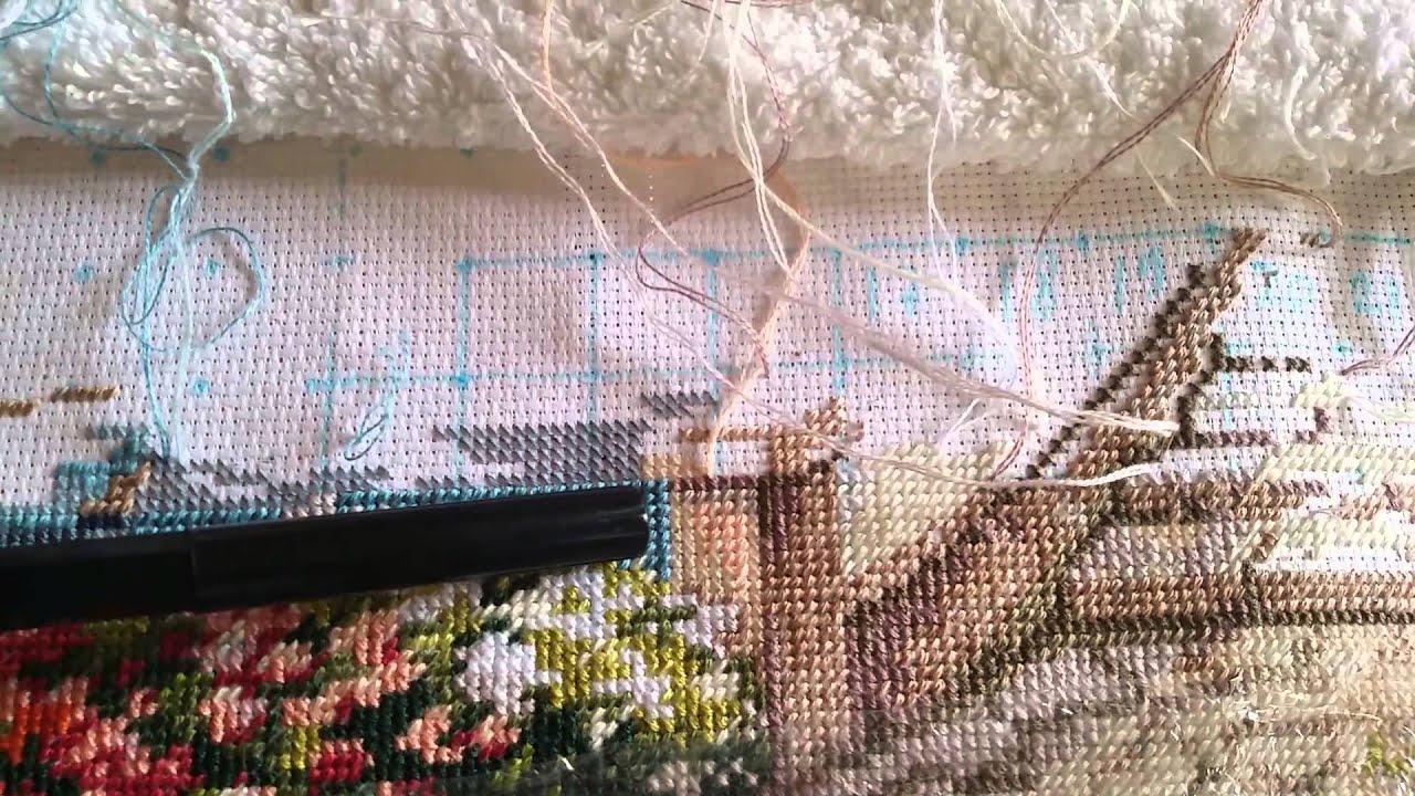 Набор для вышивания Алиса 3-16: вышитые работы 13