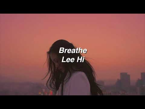 Breathe By Lee Hi If You're On A Rooftop.