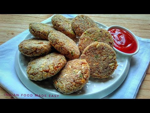 Kale Chane ke Kabab by Indian Food Made Easy