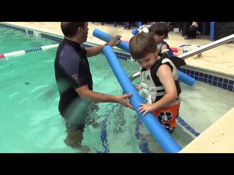 Swimming Lessons For Preschoolers:  Getting Started video