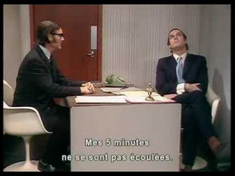 Monty Python's Flying Circus - Argument clinic (vostfr) Video