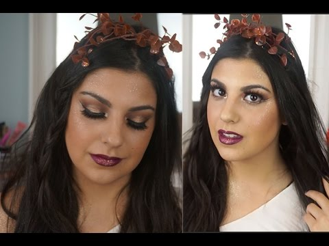 Greek Goddess | Halloween Makeup Tutorial