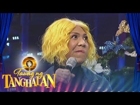 Tawag ng Tanghalan: Vice Ganda rants about lugaw vendors and customers