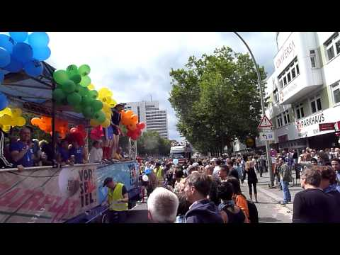 Berlin Gay Pride Parade (June 25, 2011)