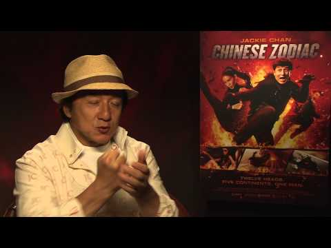 FHM Meets...What would make Jackie Chan run from a fight?