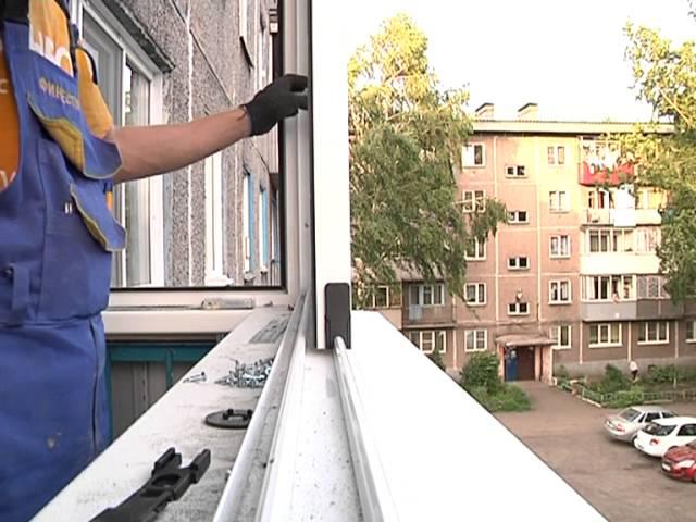 Veka sunline отличное решение для балконного остекления - иг.