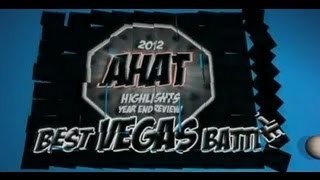 AHAT 2012 Recap