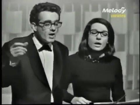 Nana Mouskouri & Michel Legrand - Quand on s'aime (1965)