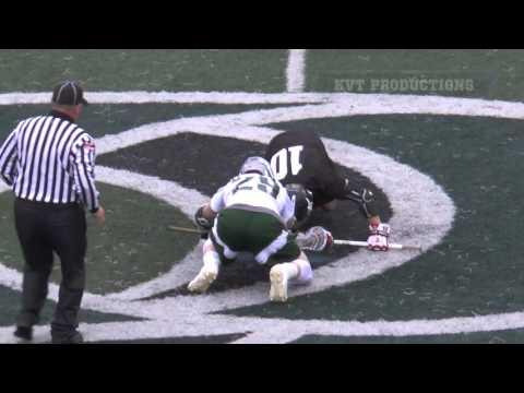 Pine-Richland Boys Lacrosse vs Hill Academy Highlight Video 4-29-16