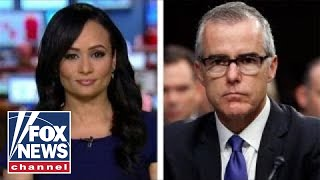 McCabe Fired!-Loses $1.8 Mil Pension-Threatens 'Torch FBI'-Shooting Spree Coming?-Wife Support Cuck?