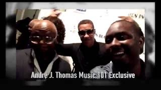 Tony Terry and Gary Jenkins join Entertainment Blogger Andre J. Thomas for the Music 101 Series
