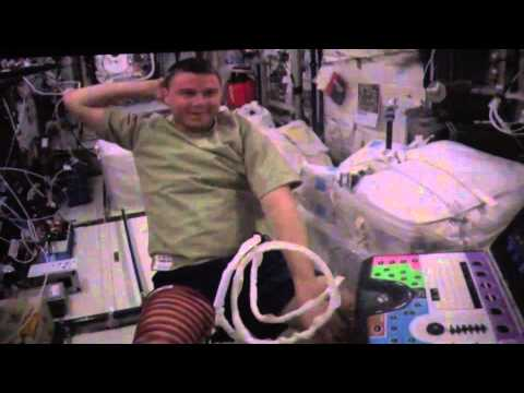 Ascension Adventures - Nasa Mission Control Astronaut Video onboard ISS