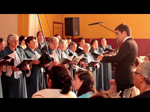 Señor aquí a tus plantas- Coro de Dorcas- CIPSA 2012