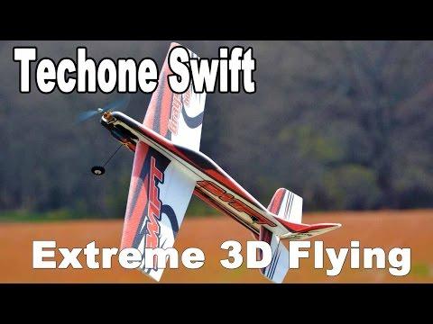 Amazing 3D Flying -TechOne EPP Swift