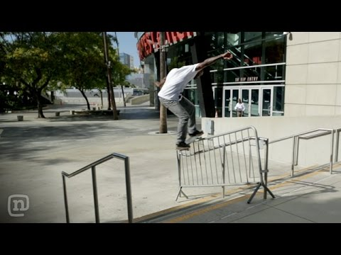 The Best Downtown Los Angeles Skate Spots w/ Terry Kennedy: Skate And The City