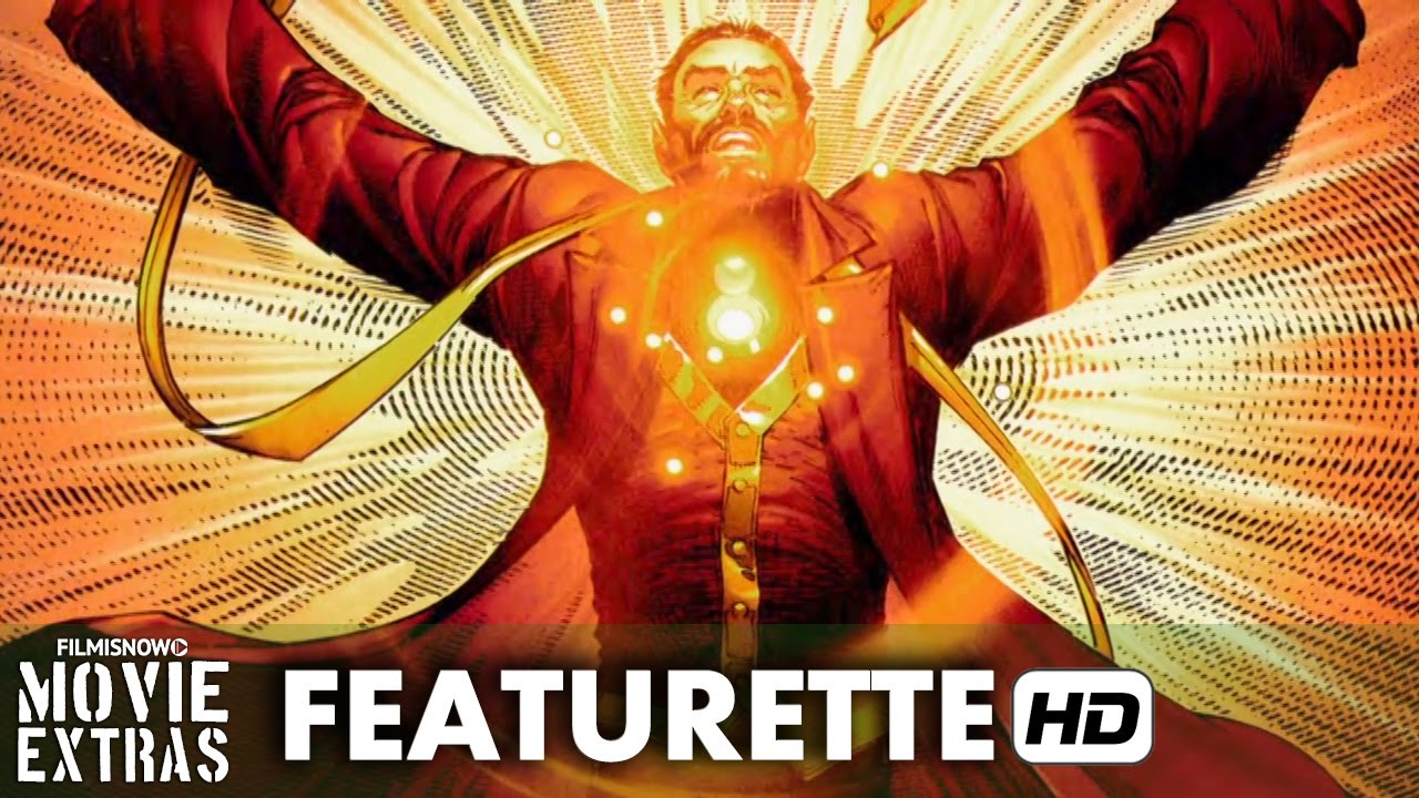 Doctor Strange (2016) Featurette - From Here to Infinity 'MCU: Phase 2' Box Set