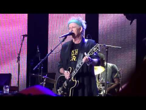 Eric Clapton and Keith Richards Together - Crossroads 2013 - April 13, 2013