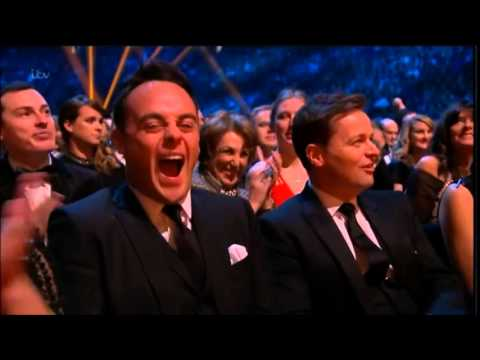 National Television Awards 2015 - Entertainment Programme  - I'm a Celebrity