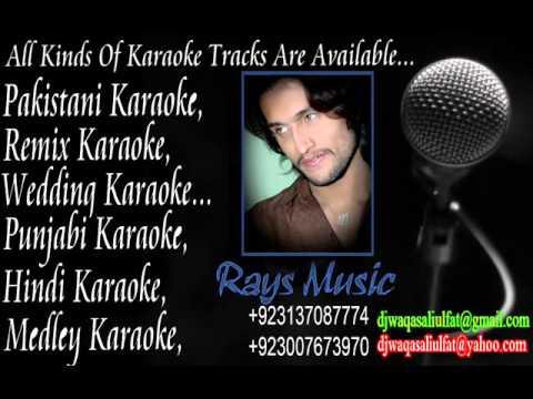 WO HUM SE KHAFA HAIN karaoke