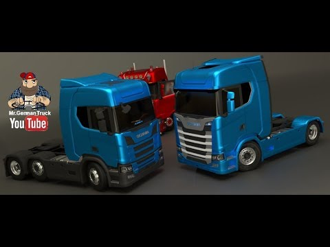 [ETS2 v1.30] New Generation S and R Scania + Italy Map DLC *Open Beta*