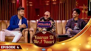 Harrdy Sandhu, Jaani & B Praak   Ammy Virk   Yaaran Di No.1 Yaari Episode 4   PitaaraTV