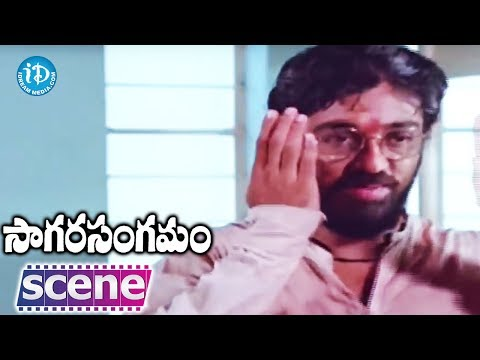 Sagara Sangamam Movie - Kamal Hassan Ultimate Dance Scene video