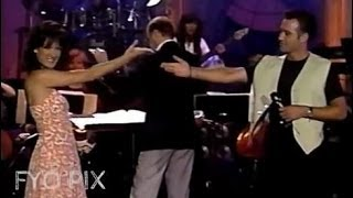Celine Dion Clive Griffin Interview When I Fall In Love Live En Public 1993