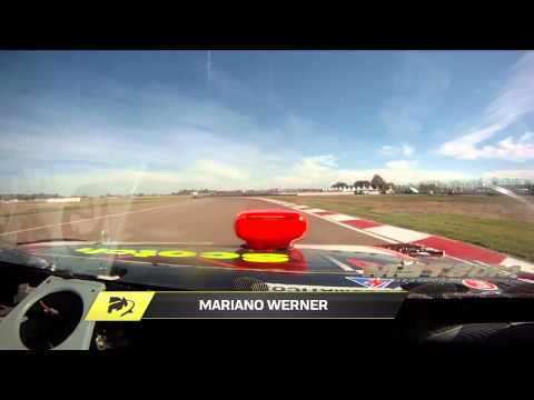 TC A BORDO WERNER - POLE POSITION SAN MARTIN MENDOZA