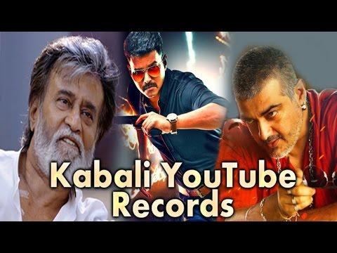 """Kabali Teaser"" Beats All YouTube Records | Rajinikanth, Radhika Apte | By Pa.Ranjith"
