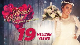 Ghaint Propose   Anmol Gagan Maan feat. Desi Routz   Latest Punjabi Songs 2016   Jass Records