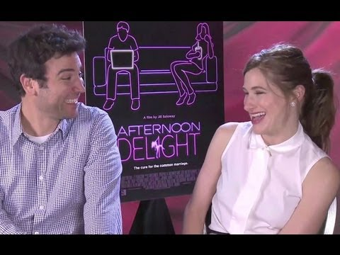 Josh Radnor & Kathryn Hahn Exclusive: Afternoon Delight Interview