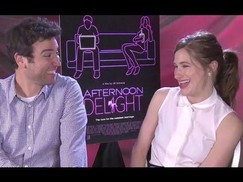 Josh Radnor & Kathryn Hahn Exclusive: Afternoon Delight Interview