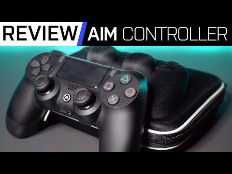 AIM PS4 Controller | HONEST Review